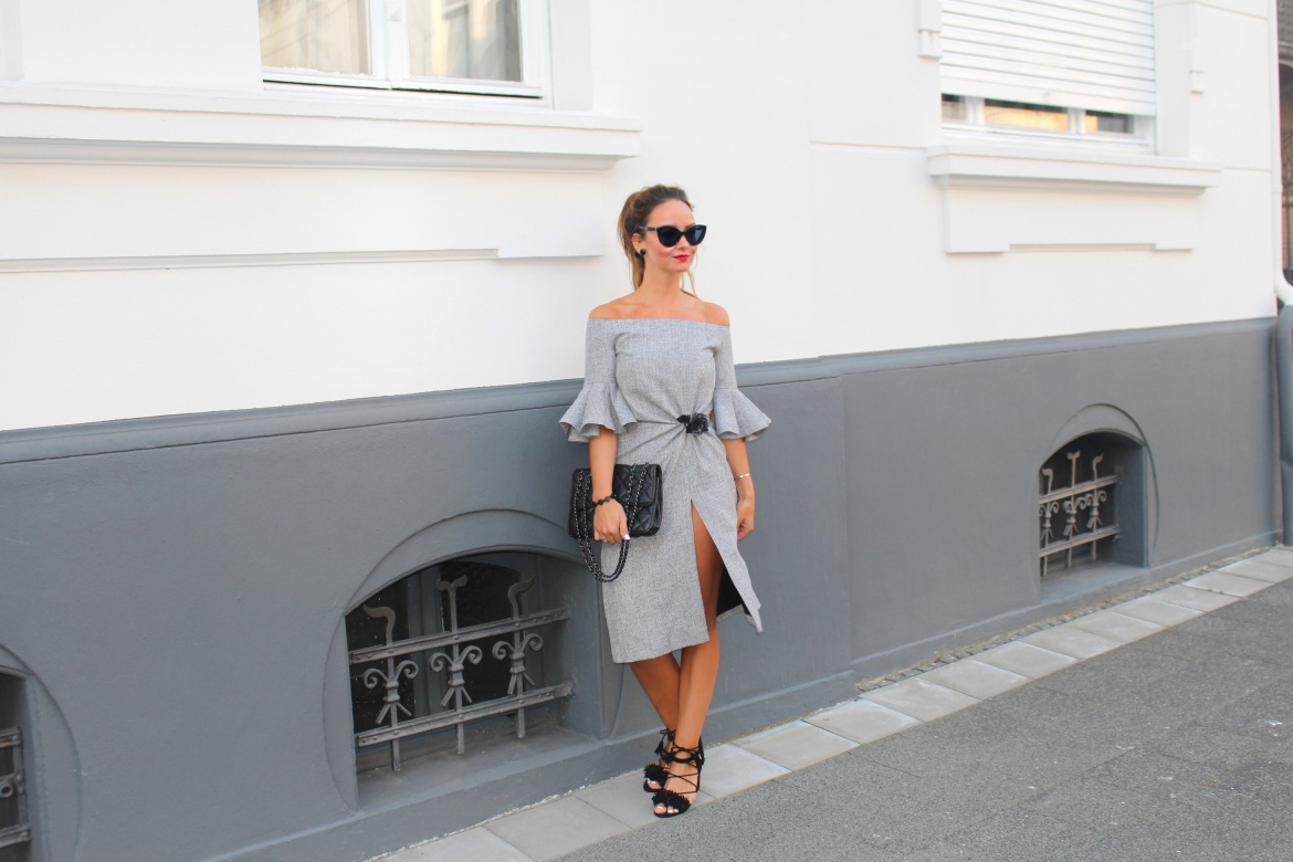 Fashioncircuz by Jenny CLASSY-COOL-IN-LOVE-WITH-MY-GREY-DRESS-1170x780 CLASSY & COOL - IN LOVE WITH MY GREY DRESS