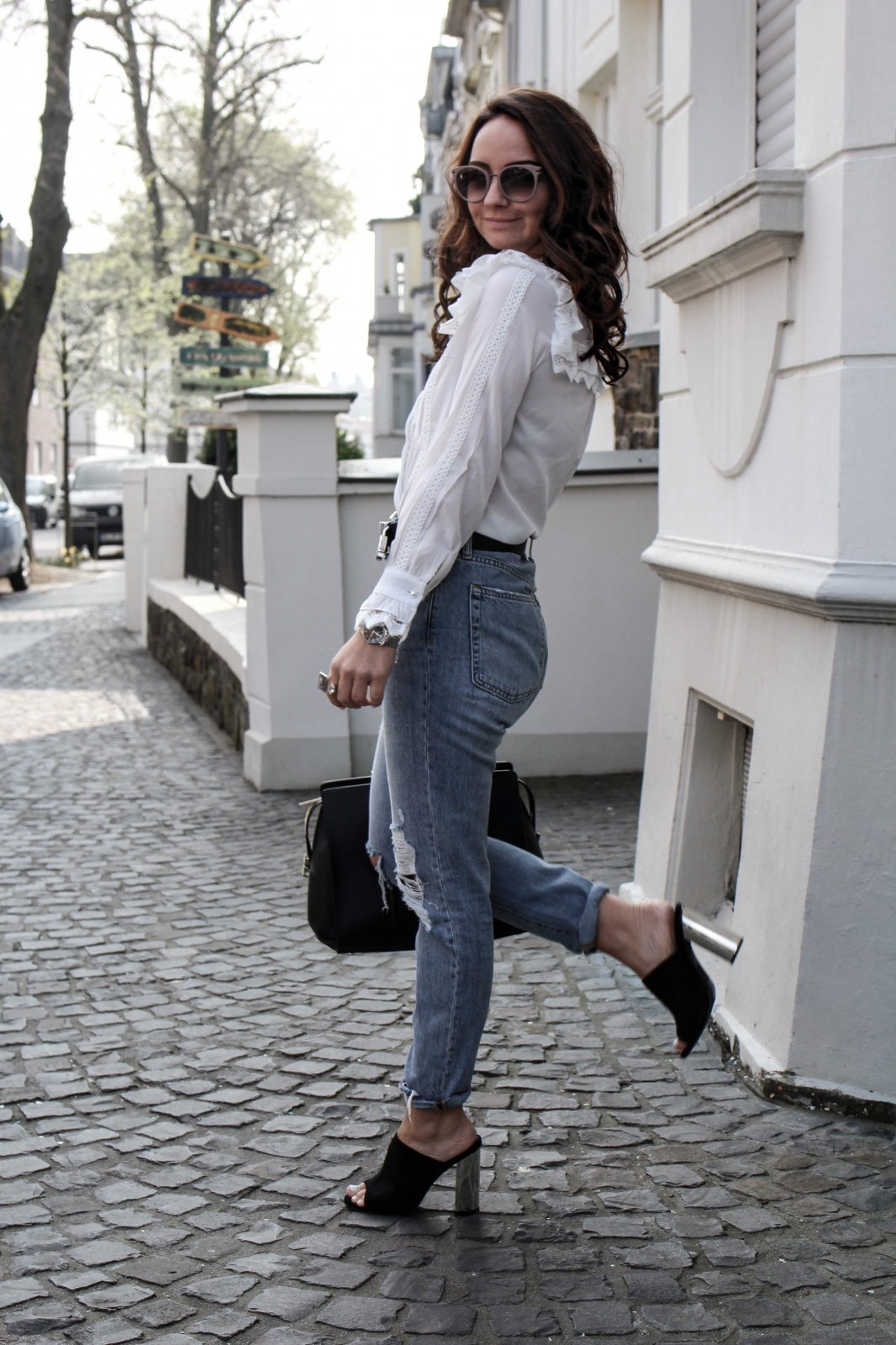 Fashioncircuz by Jenny Fashioncircuz_Blog_Chicwish_Asos_Look-1066x1600 OUTFIT | CASUAL MOM JEANS FÜRS BÜRO