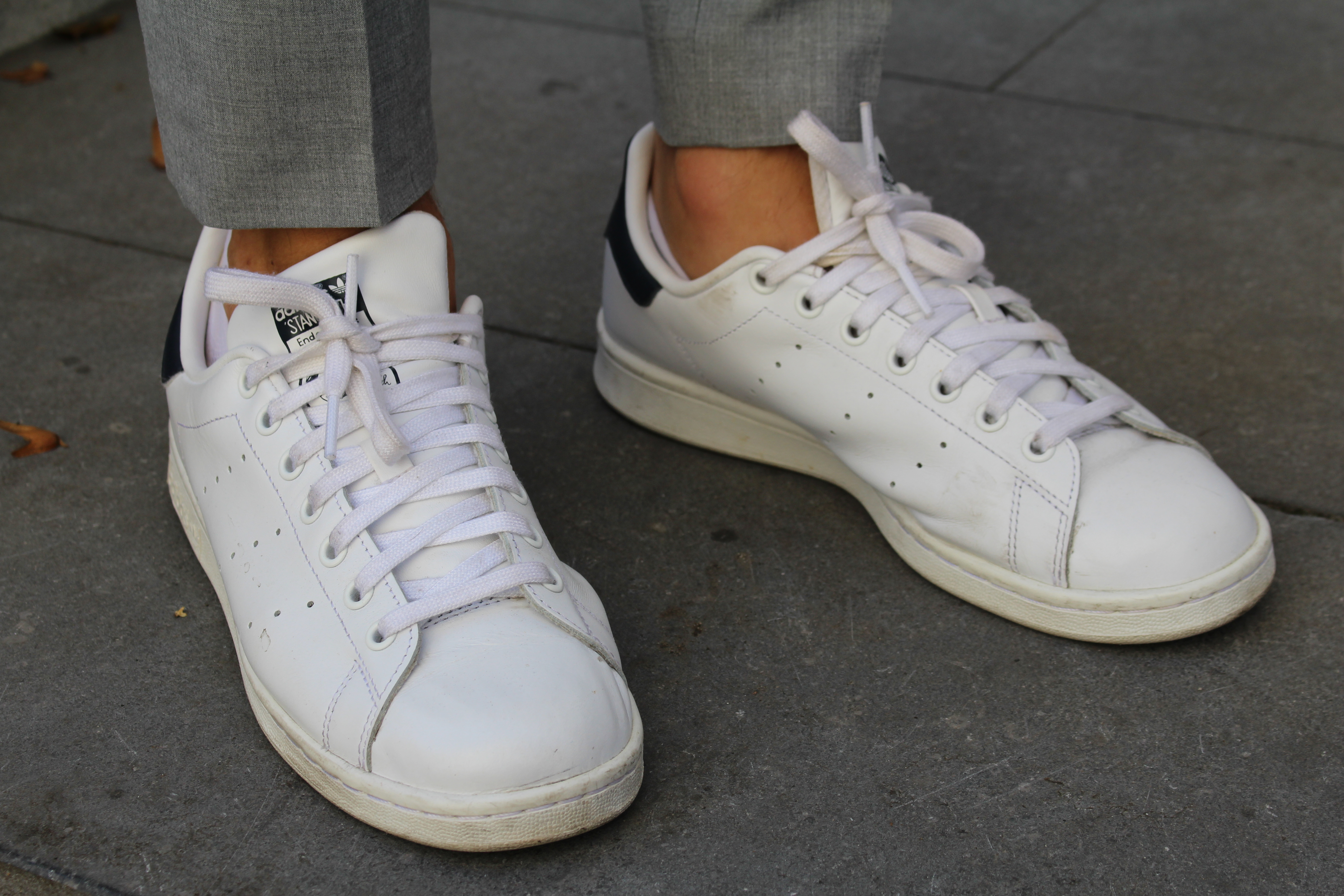 Fashioncircuz by Jenny adidas-stan-smith {MENSTYLE} PIMP DEINEN BASIC LOOK MIT OPTISCHEN HIGHLIGHTS