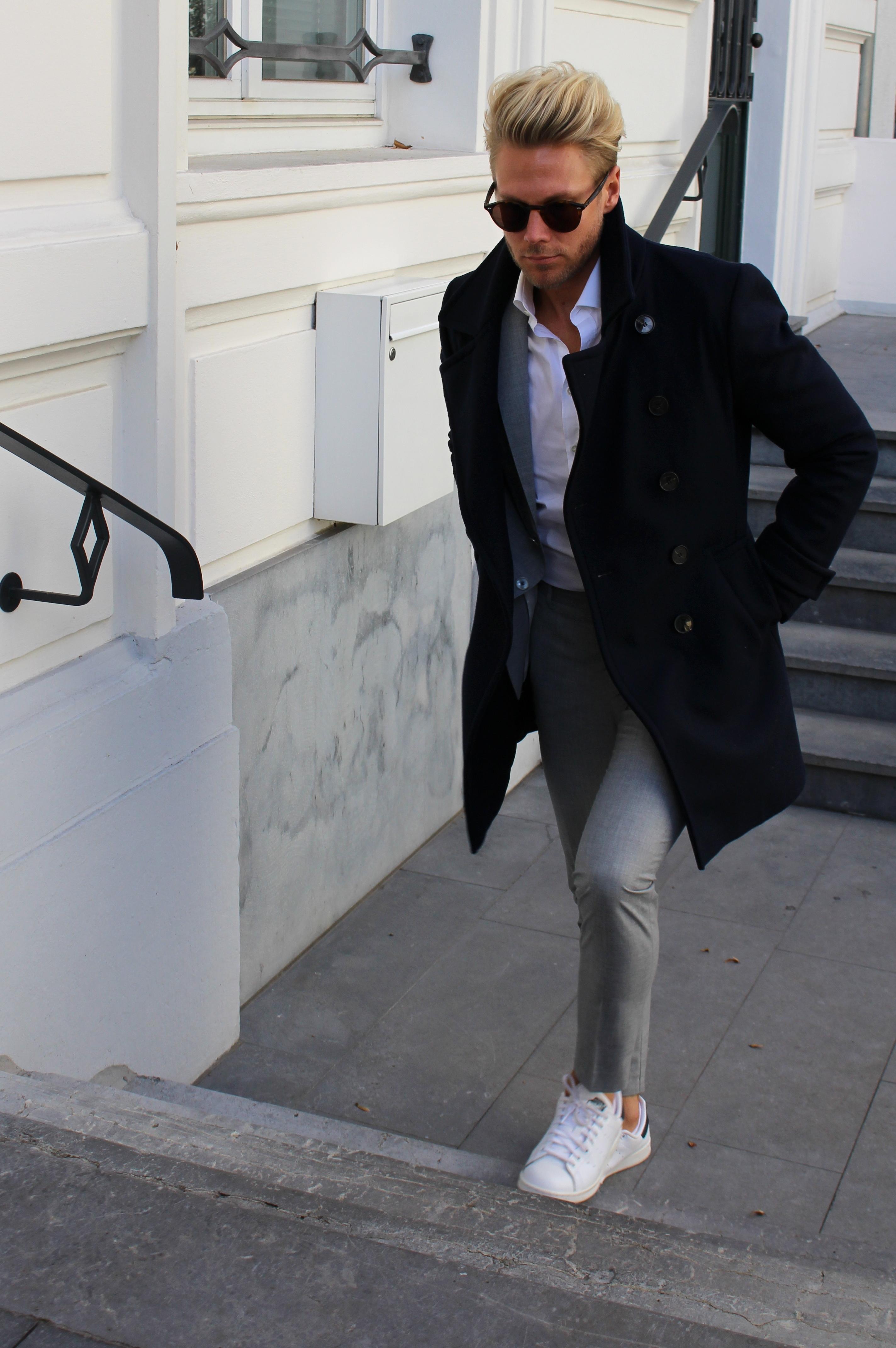 Fashioncircuz by Jenny anzug-zu-sneakers3 {MENSTYLE} PIMP DEINEN BASIC LOOK MIT OPTISCHEN HIGHLIGHTS