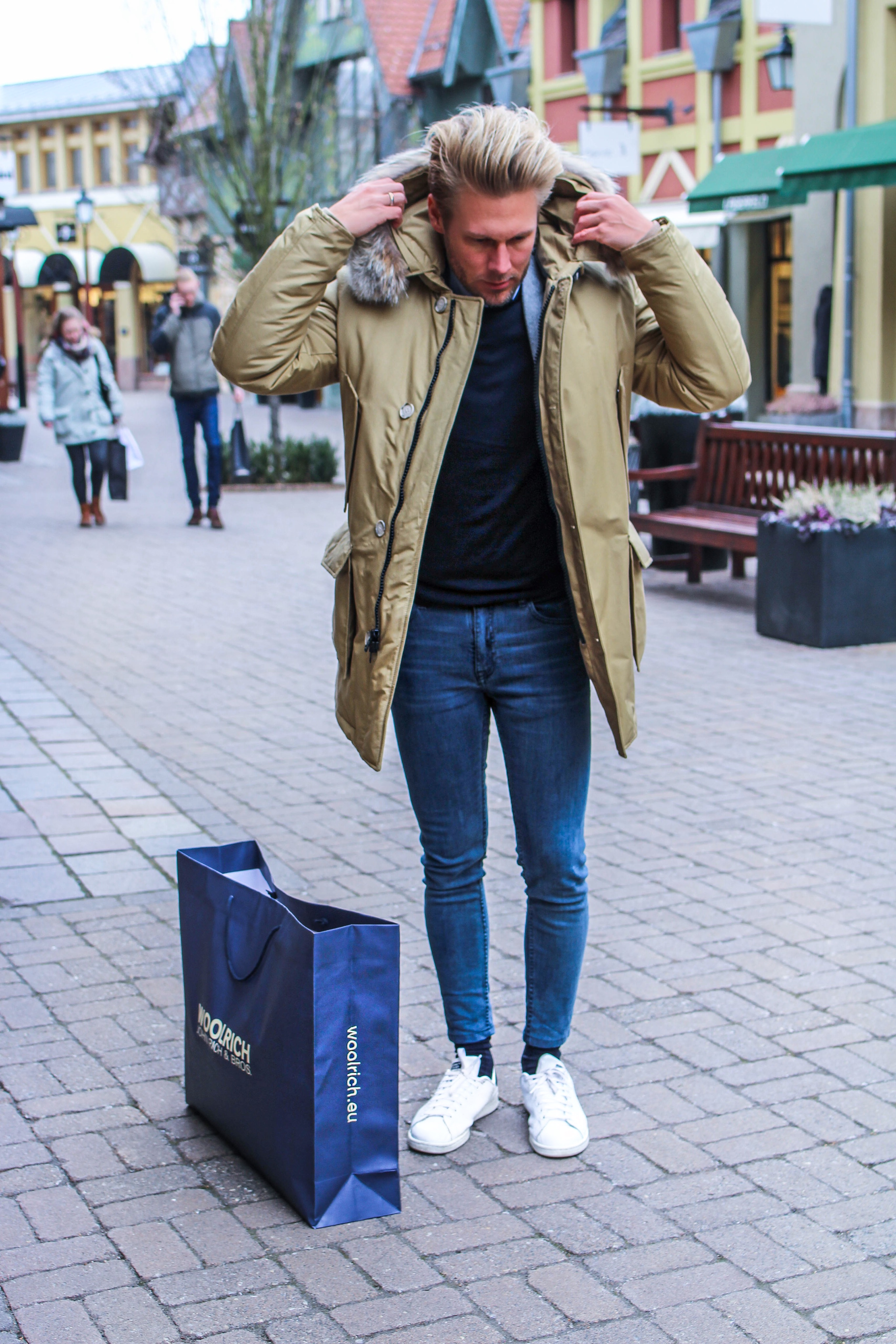 Fashioncircuz by Jenny woolrich-parka-blogger MY SHOPPING DAY IN THE WERTHEIM VILLAGE