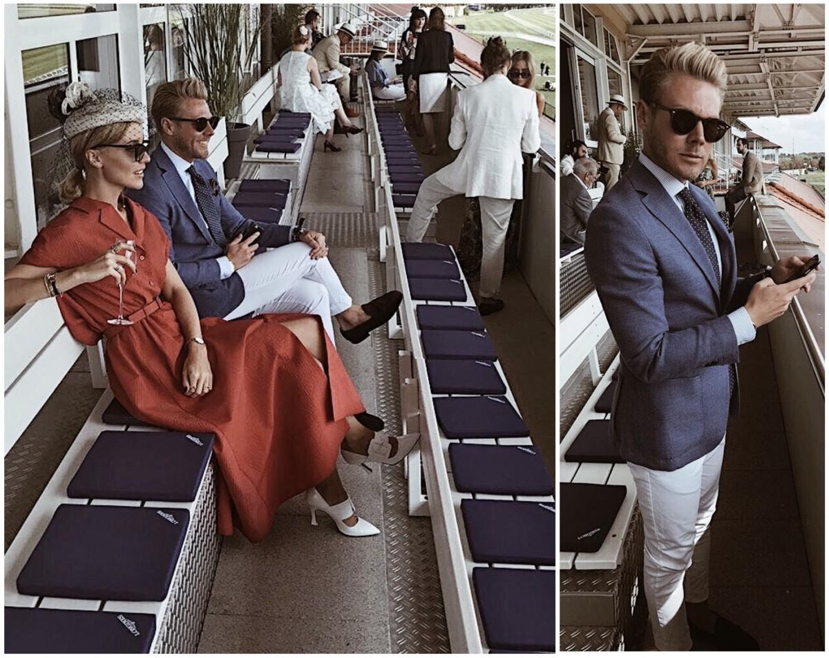 Fashioncircuz by Jenny FullSizeRender [ WERBUNG ] Elegance is an attitude - Baden Racing mit Longines